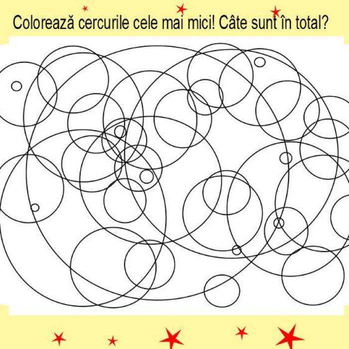 cercuri mici